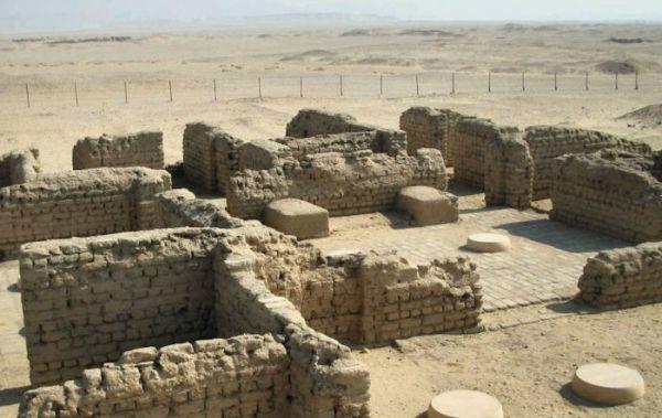 Tel Amarna, El Minya Budget Tripping.