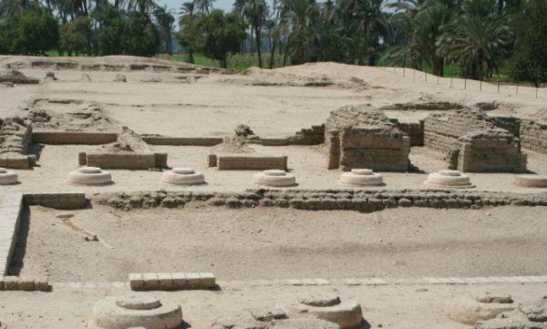 Tell Amarna, Al Minya Discount Trips, Egypt.