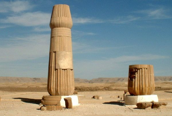 Tell Amarna, Al Minya Low Cost Touring, Egypt