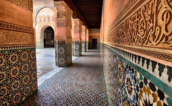 Morocco Travel Itinerary