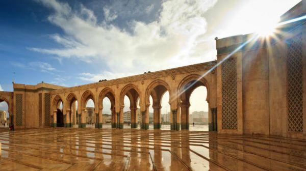 Casablanca Budget Traveling, Morocco