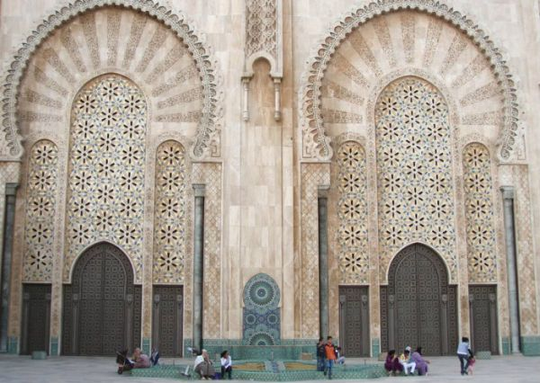 Casablanca Low Cost Touring, Morocco