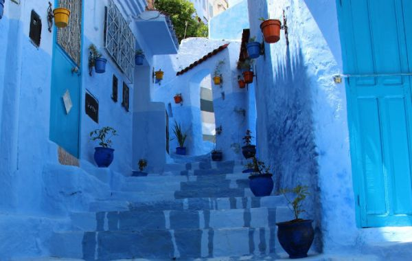 Chefchaouen Budget Tripping, Morocco