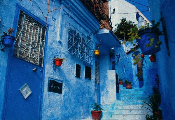Chefchaouen Travelers, Morocco