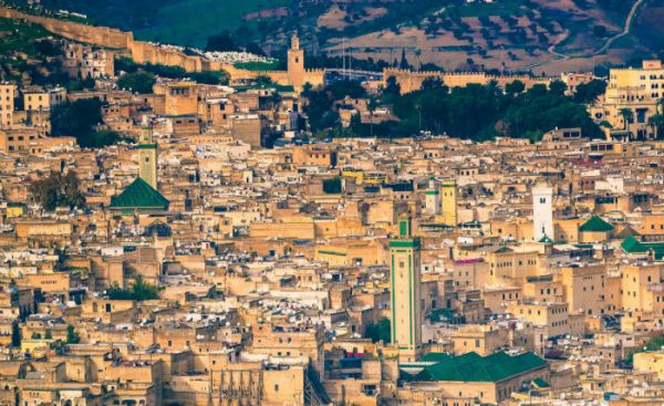 Fes Low Cost Touring, Morocco