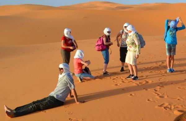 Zagora Desert Tour, Morocco