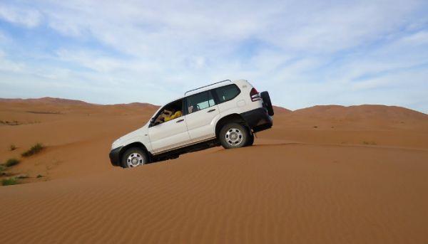 Zagora Desert Tripping, Morocco