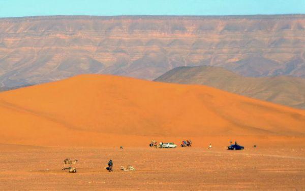 Zagora Dunes Touring, Morocco