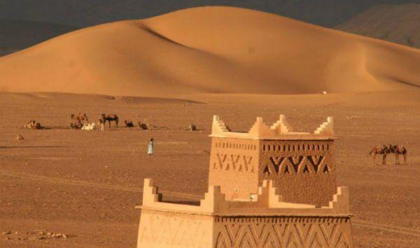 Zagora Dunes Tours, Morocco