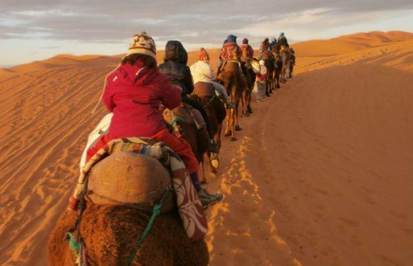 Zagora Dunes Trip, Morocco