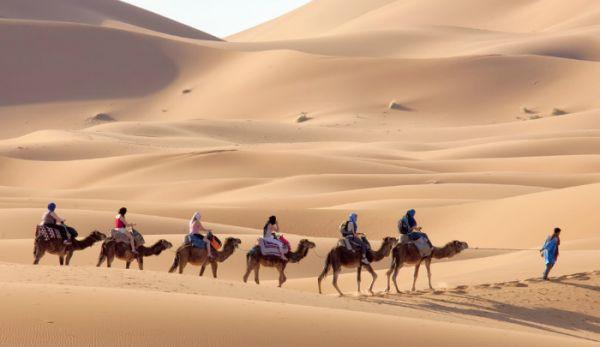 Zagora Dunes Trippers, Morocco