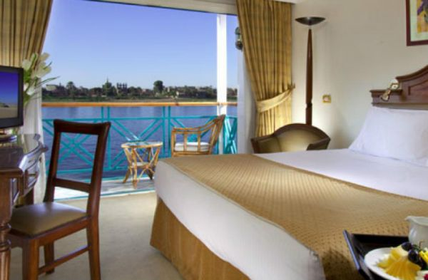Egypt River Nile Cruiser Itinerary.