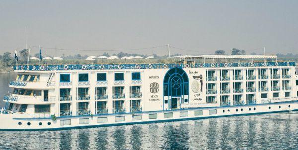 Sonesta Moon Goddess Nile Cruises Programs.