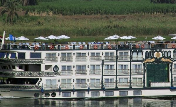 Sonesta Moon Goddess Nile Cruising Packages.