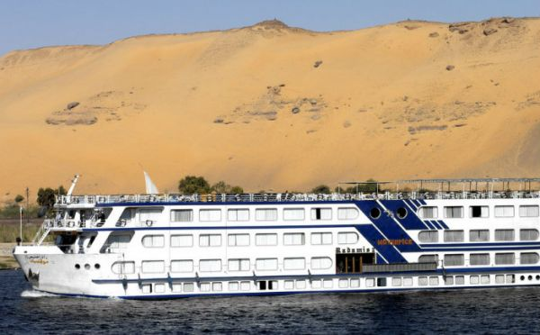 Sonesta Nile Goddess River Cruiser Itinerary.