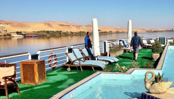 Sonesta St. George River Nile Cruise Offers.