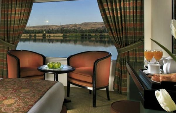 Sonesta St. George River Nile Cruiser Itinerary.