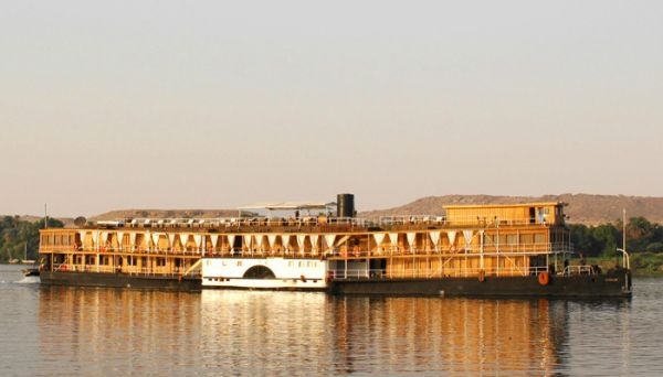 Egypt Ss Sudan Nile Steamers Cruises Programs.