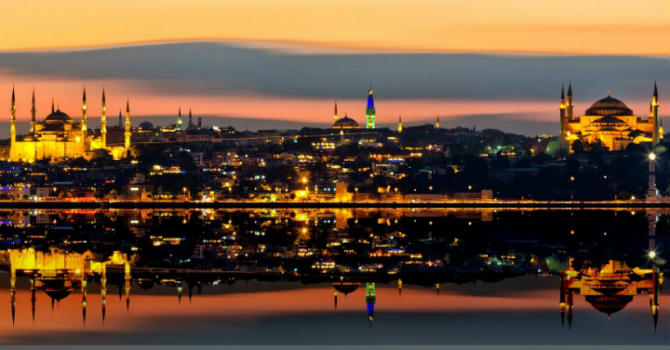 Istanbul Stopover 2 Nights Trips Package