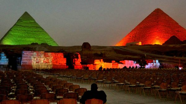 Cairo Cheap Tripping to Giza Pyramids By Flight