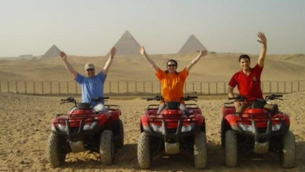 Cairo Short City Break Vacations to Giza Pyramids