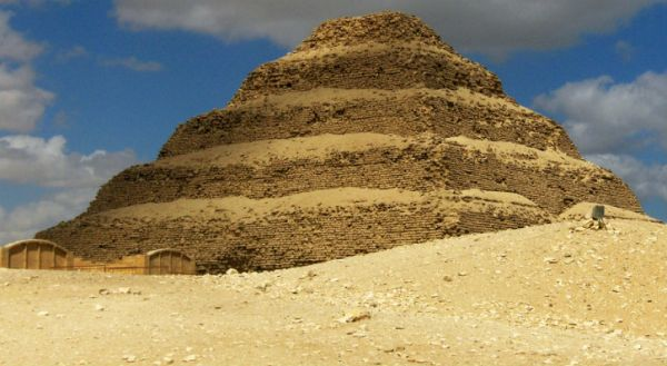 Saqqara Pyramids, Giza Cheap Travel, Egypt.