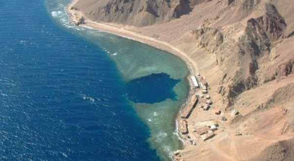 Blue Hole Budget Dives, Ras Abu Galoum, Dahab.