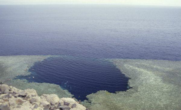 Blue Hole Cheap Snorkel, Ras Abu Galum, Dahab.