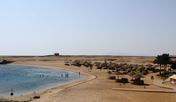 Sharm El Naga Swimming, Red Sea Coast.