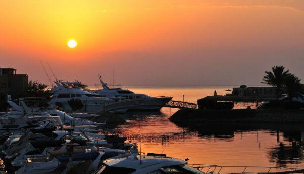 Red Sea Coast Snorkeler, Egypt.