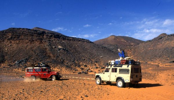 Egypt West Desert Safaris Tour