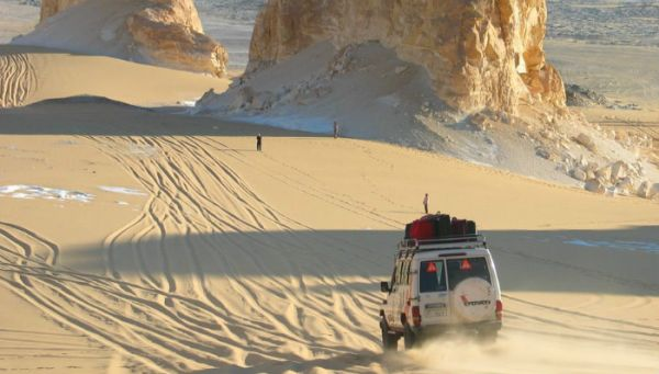 Sahara Desert Adventure Trip Program