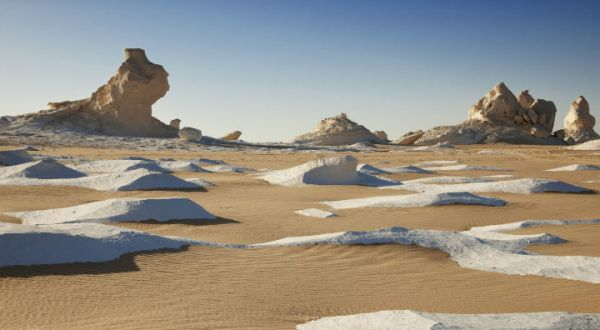 Bahariya Oasis Low Cost Desert Safaris Tours