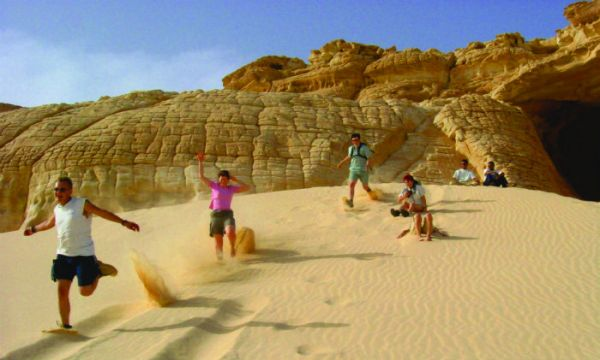 Djara Cave Desert Adventures Tourism