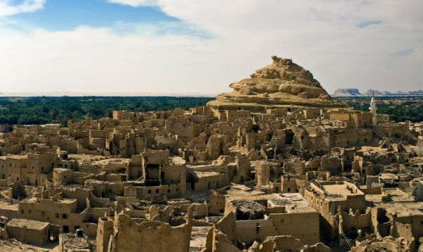 Siwa Oasis Low Cost Jeep Adventure Travel