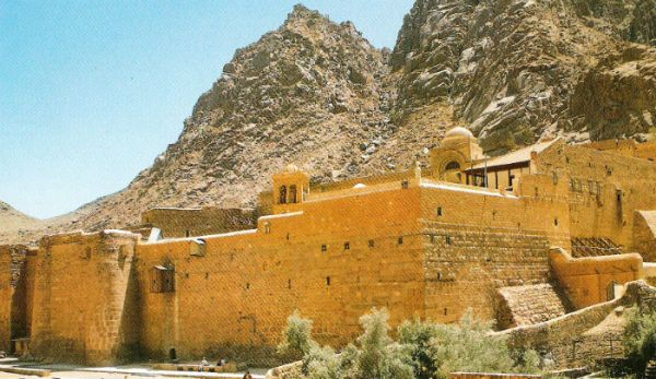 Saint Catherine's Monastery Cheap Tour, Egypt.