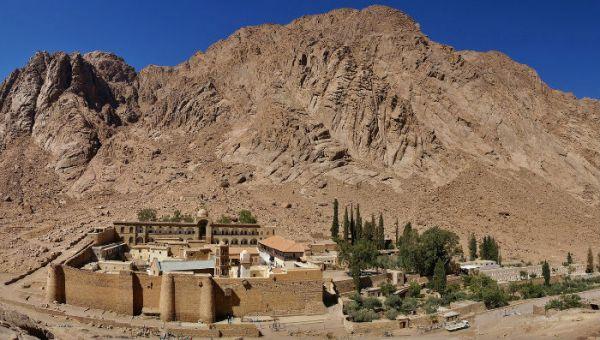 Saint Catherine's Monastery Discount Tours, Egypt.