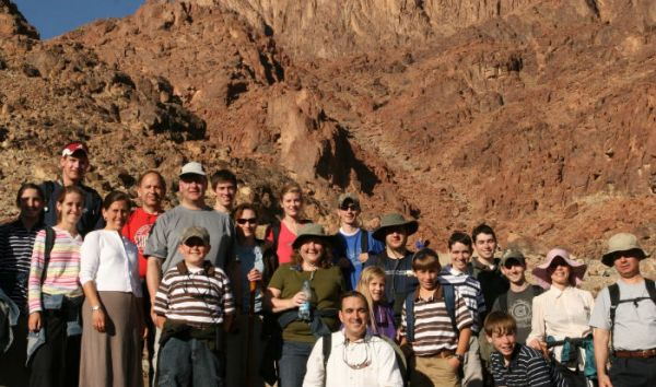 Moses' Mountain Discount Trekking Tour