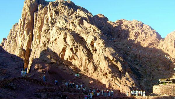 Mount Sinai Group Climbing Trips