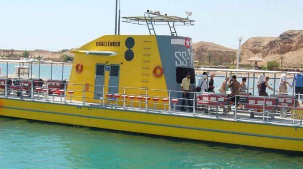 Red Sea submariner Discount Trips, Egypt.