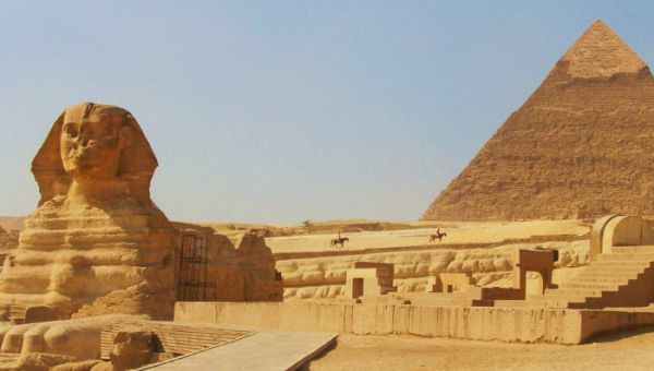 Cairo Airport Discount Layover Touring