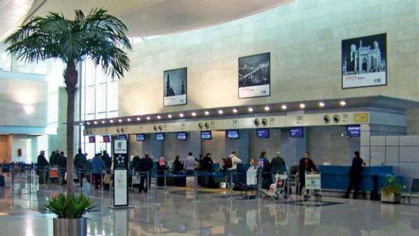 Cairo Airport Low Cost Layovers Travel