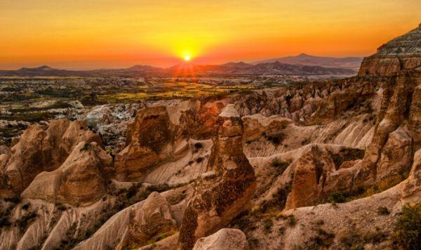Cappadocia Travel, Turkey.