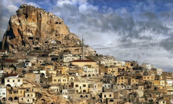 Cappadocia Travels, Turkey.