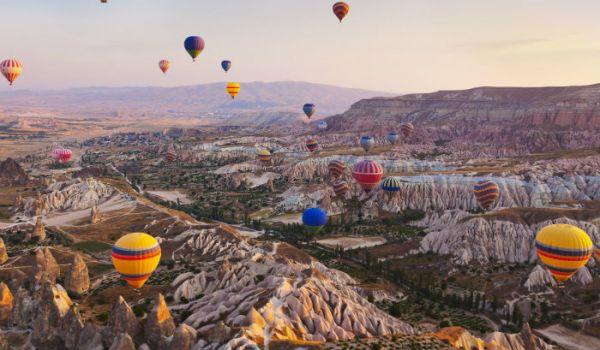 Cappadocia Trippers, Turkey.