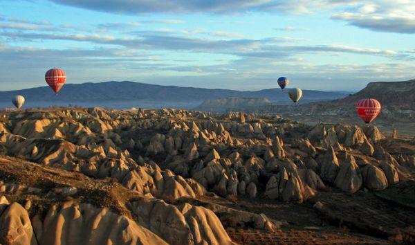 Cappadocia Tripping, Turkey.