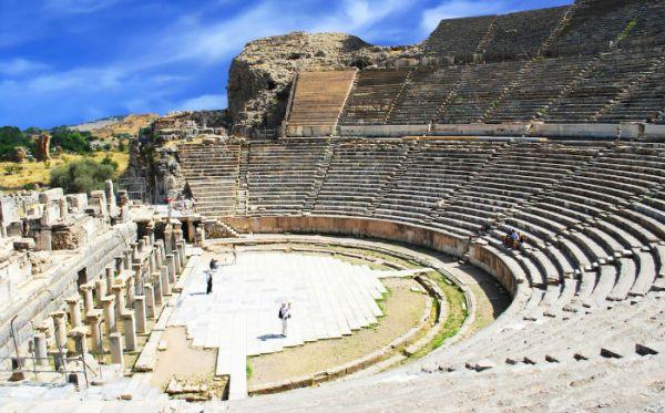 Ancient Ephesus Travel, Turkey.