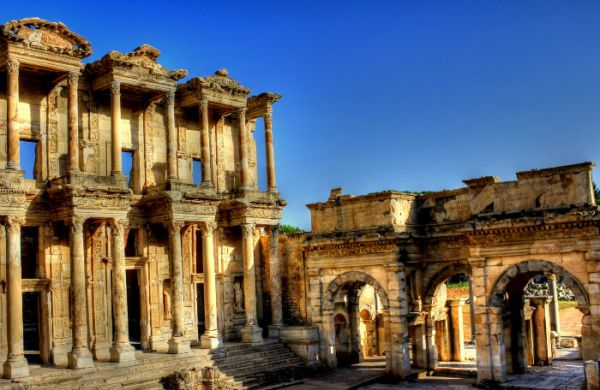 Ancient Ephesus Trip, Turkey.