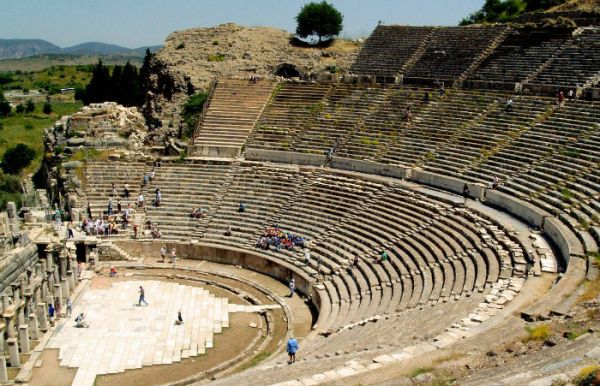 Ancient Ephesus Trippers, Turkey.