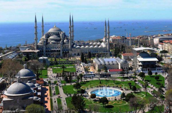 Istanbul Tours, Turkey.